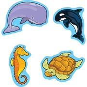 Carson-Dellosa Sea Life Shape Stickers, 90 Stickers
