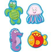 Carson-Dellosa Sea Life Shape Stickers, 96 stickers per pack