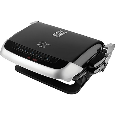 George Foreman Evolve Grill, Black