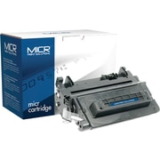 MICR Black Toner Cartridge Compatible with HP 90A (CE390A)