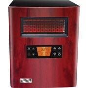 ATI® Heat King Infrared Quartz Portable Heater and Air Purifier
