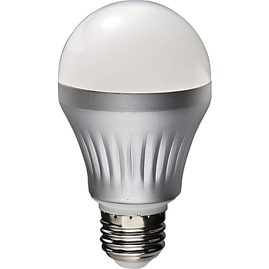 Verbatim A19 LED Lightbulb, Soft White, Non-dimmable