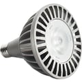 Verbatim PAR38 LED Flood Light, Soft White, Dimmable