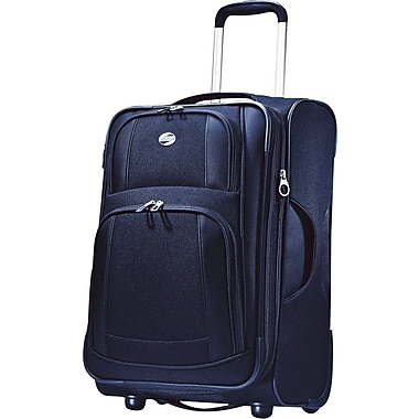 American Tourister iLite Supreme, 21in. Softside Upright Luggage, Sapphire Blue