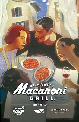 Macaroni Grill Gift Cards