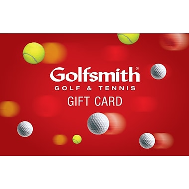 Golfsmith Gift Card, $100