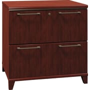 Bush Enterprise Collection Lateral File, Harvest Cherry