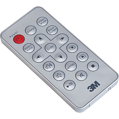3M™ Remote Control For MP410 Mobile Projector