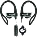 Able Planet True Fidelity® SI260 Ear-Bud Headphones with Multifunction Controller, Black