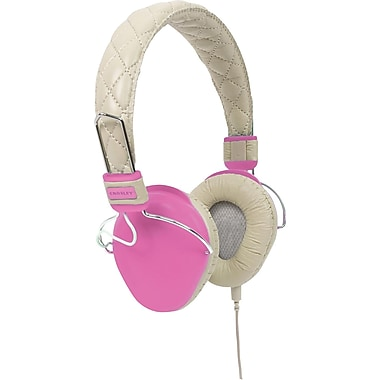 Crosley Amplitones CR9005A Headphones, Pink