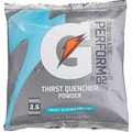 Gatorade® 2 1/2 gal Yield Instant Powder Dry Mix Energy Drink, 21 oz Pack, Glacier Freeze