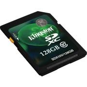 Kingston 128GB High Speed SD (SDXC) Card Class 10 Flash Memory Card