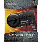 Roxio® Game Capture HD PRO for Xbox 360 and PlayStation 3