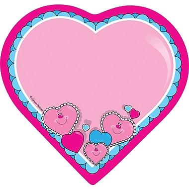 Carson-Dellosa Heart Notepad
