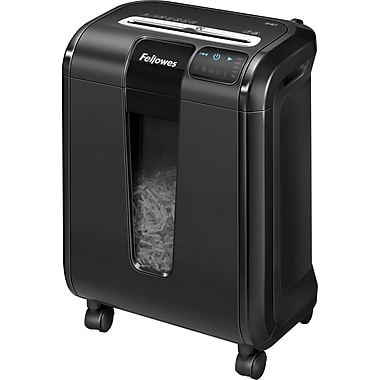 Fellowes Powershred® 84Ci 100% Jam Proof Cross-Cut Shredder