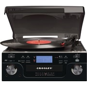 Crosley CR6008A Tech Turntable, Black