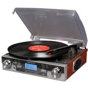 Crosley CR6007A Tech Turntable, Mahogany