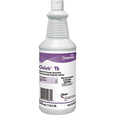 Diversey™ Oxivir® TB Disinfectant Cleaner, Spray, 32 Oz.
