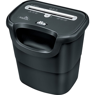 Fellowes Powershred P-57Cs 8-Sheet Cross-Cut Shredder