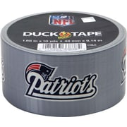 Duck Tape® Brand Duct Tape, NE Patriots, 1.88x 10 Yards