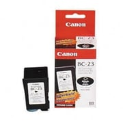 Canon BC-23 Black Ink Cartridge (0897A003), High Yield
