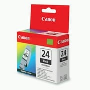 Canon BCI-24Bk Black Ink Cartridge (6881A003)