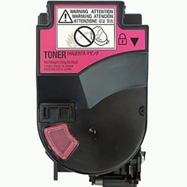 Konica Minolta TN-302M Magenta Toner Cartridge (960-848), High Yield