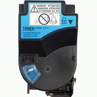 Konica Minolta TN-302C Cyan Toner Cartridge (960-849), High Yield