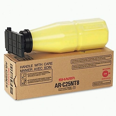 Sharp Yellow Toner Cartridge (AR-C25NT8)