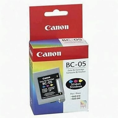 Canon BC05 Color Ink Cartridge (0885A003)