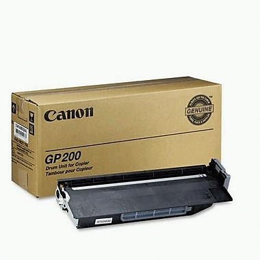 Canon GP200 Black Drum Unit (1341A003AA), High Yield