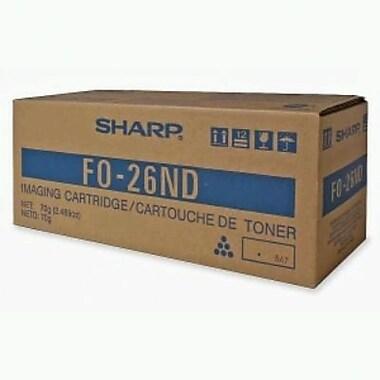 Sharp Black Toner Cartridge (FO-26ND)
