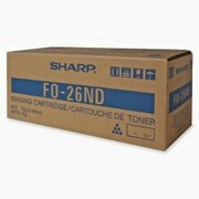 Sharp Black Toner Cartridge (FO-26ND)