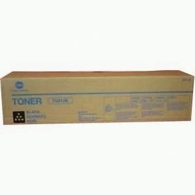 Konica Minolta TN-210K Black Toner Cartridge (8938-505), High Yield