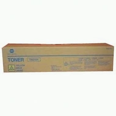 Konica Minolta TN-210Y Yellow Toner Cartridge (8938-506), High Yield