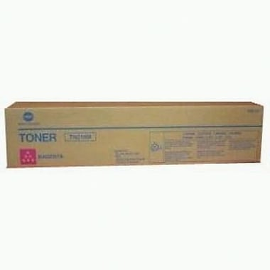 Konica Minolta TN-210M Magenta Toner Cartridge (8938-507), High Yield