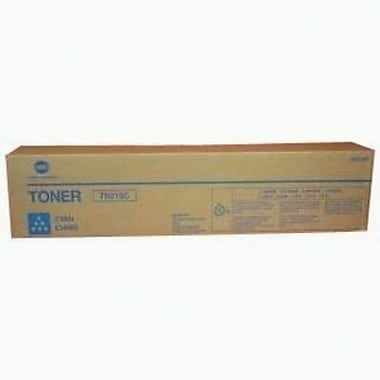 Konica Minolta TN-210C Cyan Toner Cartridge (8938-508), High Yield