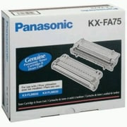 Panasonic Black Toner Cartridge (KX-FA75), High Yield