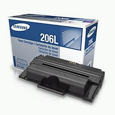 Samsung Black Toner Cartridge (MLT-D206L), High Yield