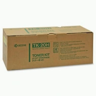 Kyocera Mita TK-20H Black Toner Cartridge (87800707)