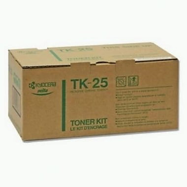Kyocera Mita TK-25 Black Toner Cartridge (87800708)