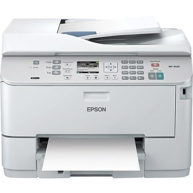 Epson® WorkForce® Pro C Series WP-4520 Multifunction Color Printer