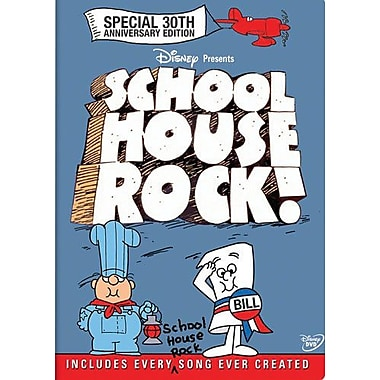 Schoolhouse Rock The Ultimate Collector's Edition [DVD]