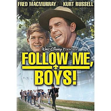 Follow Me, Boys [DVD]