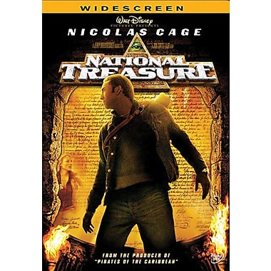 National Treasure (Wide Screen) [DVD]