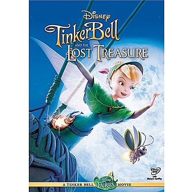 Tinker Bell & The Lost Treasure [DVD]