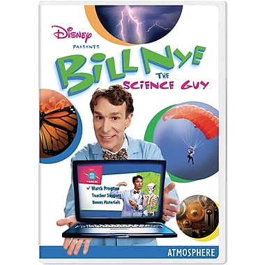 Bill Nye The Science Guy®: Atmosphere Classroom Edition [DVD]