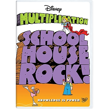 Schoolhouse Rock!: Multiplication Classroom Edition [DVD]