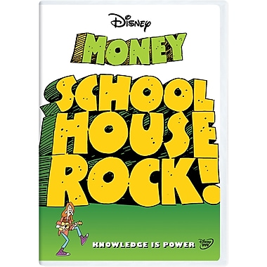 Schoolhouse Rock®: Money Classroom Edition [DVD]