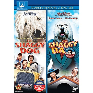 Shaggy D.A./Shaggy Dog [DVD]